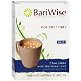 BariWise 15g High Protein Hot Chocolate - Chocolate w/ Marshmallows (7 Servings/Box)