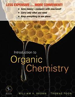 amazon com introduction to organic chemistry 5e binder organic chemistry brown iverson solutions manual pdf organic chemistry brown solutions manual pdf