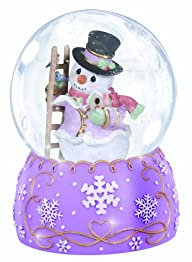 Precious Moments Annual Snowman with…