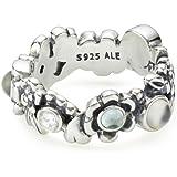PANDORA Damen-Ring Sterling-Silber 925  19121BTP
