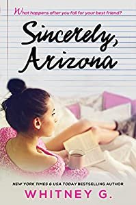 Sincerely, Arizona by Whitney Gracia Williams ebook deal