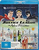 Justice League: The New Frontier (Animated) Blu-Ray