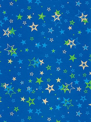 "Decopatch Decoupage Paper Mache ""Stars Blue Galaxy"" 817"