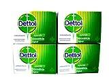 4x Dettol Original Hygienic Antibacterial Anti-bacterial Soap Bar Made in Thailand