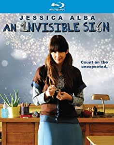 An Invisible Sign [Blu-ray]