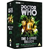 Doctor Who: The E-Space Trilogy (Full Circle / State of Decay / Warrior's Gate) [DVD]by Tom Baker