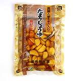 桃宝食品 においが少ない たまりしょうゆにんにく 100g×2袋セット 国内生産品