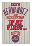 If at First: A Season With the Mets (0070283451) by Hernandez, Keith