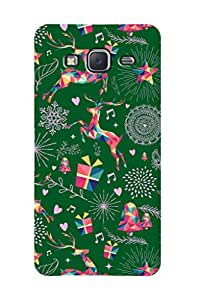 ZAPCASE PRINTED BACK COVER FOR SAMSUNG GALAXY J5