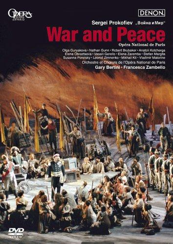 プロコフィエフ:歌劇≪戦争と平和≫全曲 [DVD]