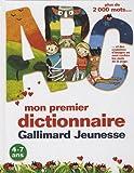 echange, troc Bernard Couté, Charlotte Roederer - Mon premier dictionnaire : 4-7 ans