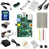 Raspberry Pi Ultimate Starter Kit -- Includes Raspberry Pi Board + 11 Essential Accessories