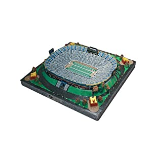 NCAA 4750 Limited Edition Platinum Series Stadium Replica of Michigan Stadium... by Sport Collectors Guild