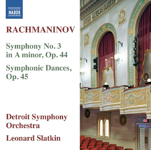 Buy Rachmaninov: Symphony No 3 / Symphonic Dances From amazon
