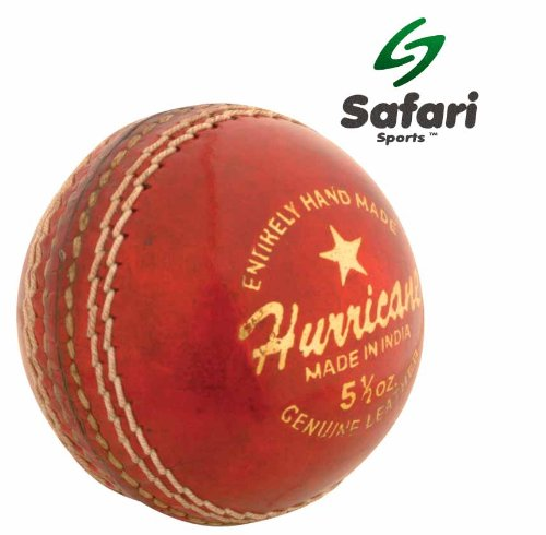 GRAY-NICOLLS Hurricane Leather Cricket Ball , Senior