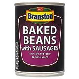 Branston Beans & Sausages 6x405g