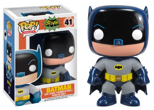 Sale alerts for Funko Funko POP Heroes Batman 1966 Vinyl Figure - Covvet
