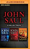 John Saul - Collection: Faces of Fear, In the Dark Of The Night, The Devil's Labyrinth