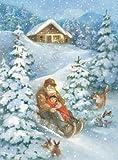 Adventskalender Heidis Weihnachtsfahrt (3314019963) by Maja Dusikova