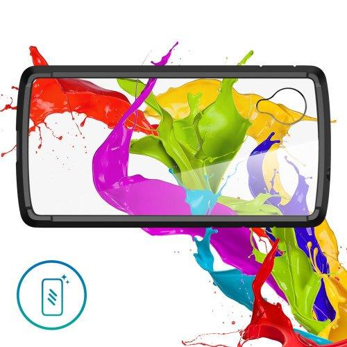 【国内正規品】Spigen Google Nexus5 ケース ウルトラハイブリッド ECO-Friendly Packaging (ブラック【SGP10609】)