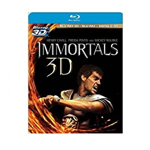 Immortals (3D/ Blu-ray + Digital Copy) by 20th Century Fox