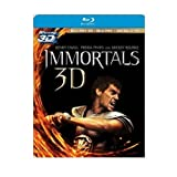 Immortals (3D/ Blu-ray + Digital