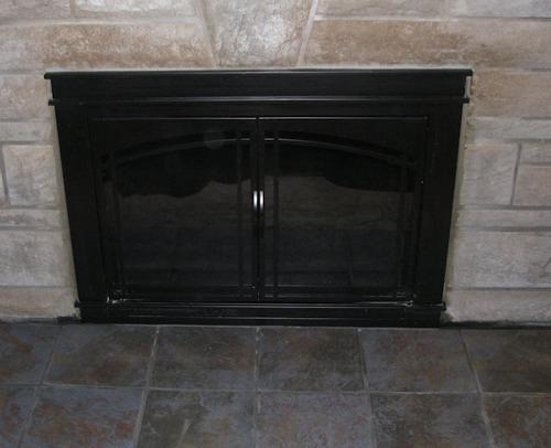 pleasant hearth fn 5702 fenwick fireplace