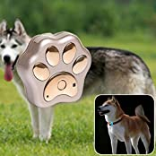 NESTTER Pets GPS Wifi Anti-lost Tracker On Collar Locate Dogs Or Cats In Real-time And Tracking Their Daily Activity...