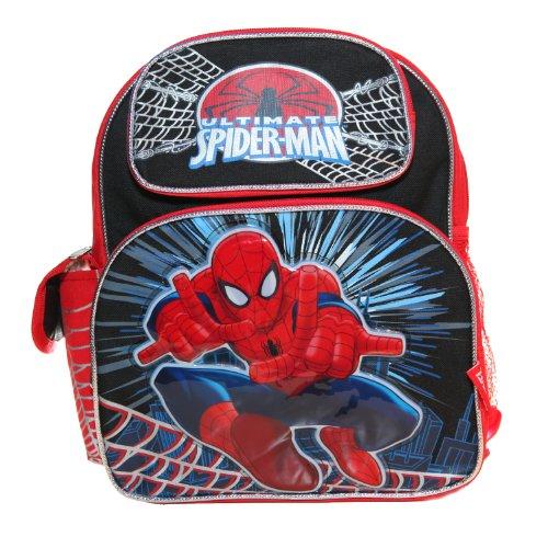 Ruz Ultimate Spider-Man Small Backpack Bag front-1055870
