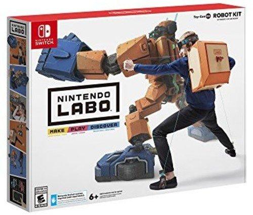 Buy Nintendo Labo Kit Now!