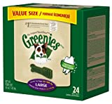 Greenies 36 oz Canister Large 24 count