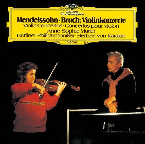 メンデルスゾーン&ブルッフ:ヴァイオリン協奏曲