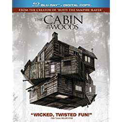 The Cabin In The Woods [Blu-ray + UltraViolet Digital Copy]