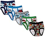 Handcraft Boys 2-7 Disney Cars 5 Pack Brief