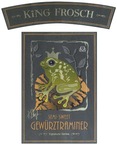 2011 King Frosch Dry Gewürztraminer 750 Ml