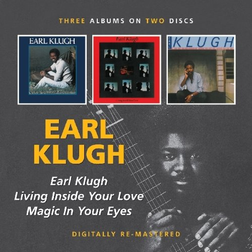 EARL KLUGH - LIVING INSIDE YOUR LOVE - MAGIC IN YOUR EYES