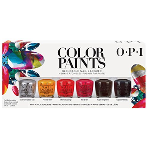 OPI Smalto per Unghie Mini Kit, Color Paints