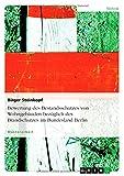 img - for Bewertung Des Bestandsschutzes Von Wohngebauden Bezuglich Des Brandschutzes Im Bundesland Berlin (German Edition) book / textbook / text book
