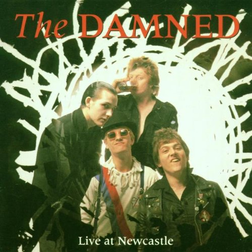 The Damned - Live At Newcastle - Zortam Music