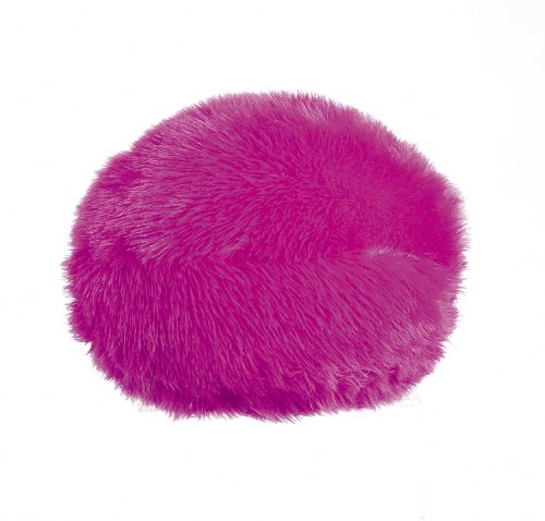 Plush Pink Gumball Pillow