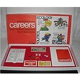 Vintage Careers Board Game (1971)