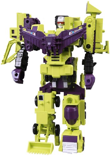 Transformers - Encore 20A Devastar (Animation Colour Ver.)