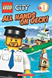 All Hands on Deck! (LEGO City, Scholastic Reader: Level 1)