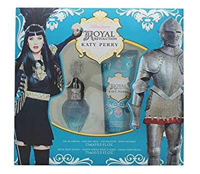 Katy Perry Royal Revolution Gift Set 0.5oz (15ml) EDP + 2.5oz (75ml) Body Lotion