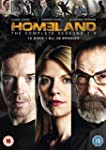 Homeland - Season 1-3 [DVD]
