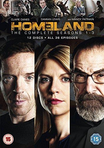 Homeland - Season 1-3 [DVD](inport)