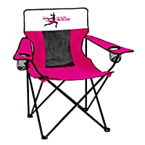 Logo Chair Breast Cancer Awareness Elite Chair