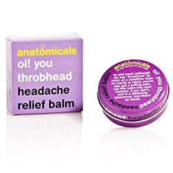 Anatomicals Oi You Throbhead Headache Relief Balm