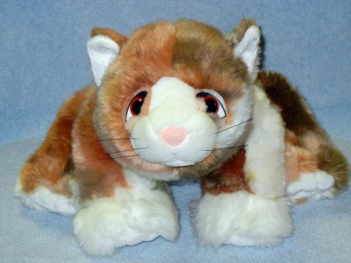 "Li'l Pet Hospital "" Scuffs, The Kitten"" Plush - 1"