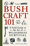 img - for Bushcraft 101: A Field Guide to the Art of Wilderness Survival book / textbook / text book